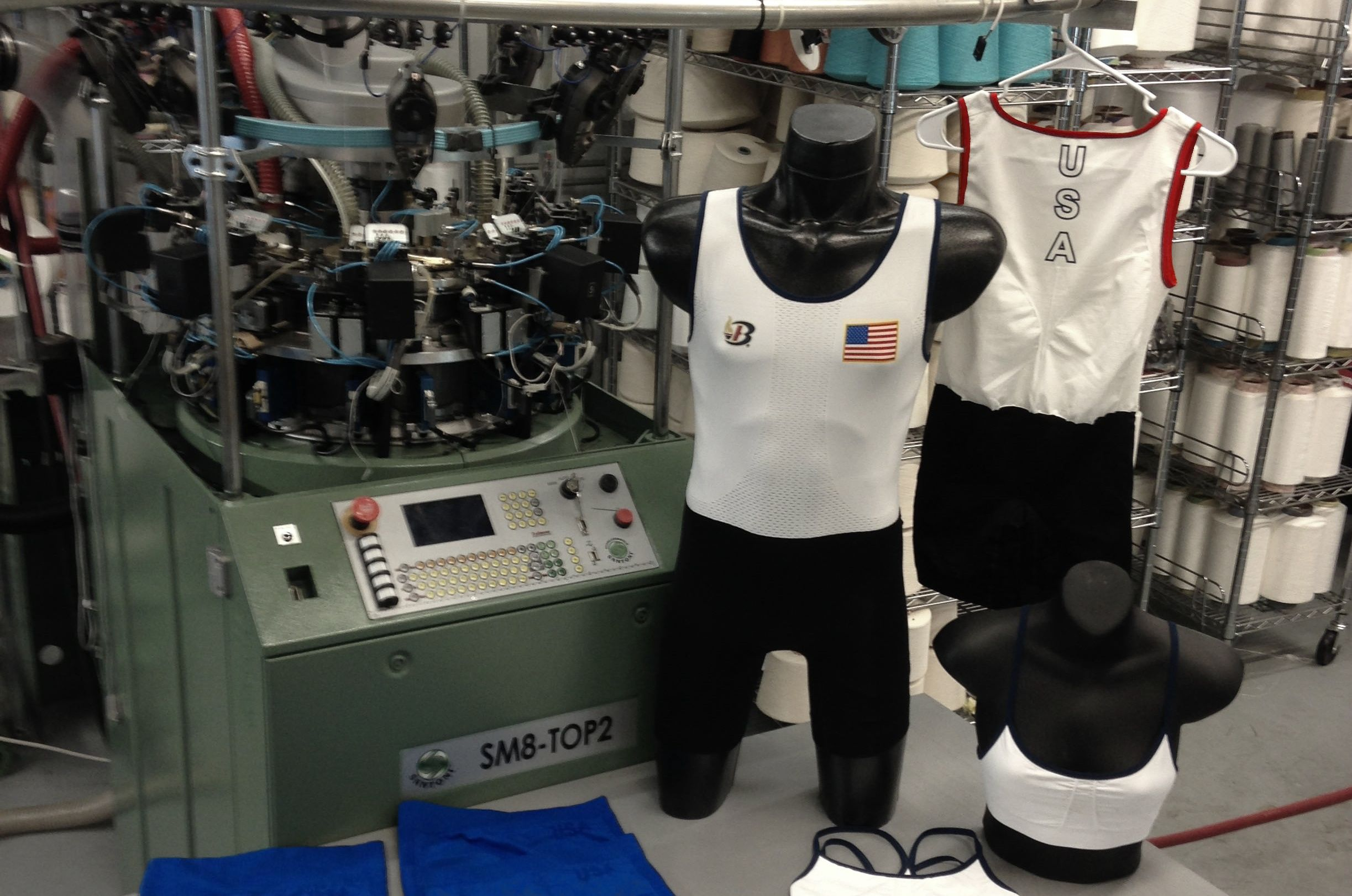 olympic rower sewage suit rio