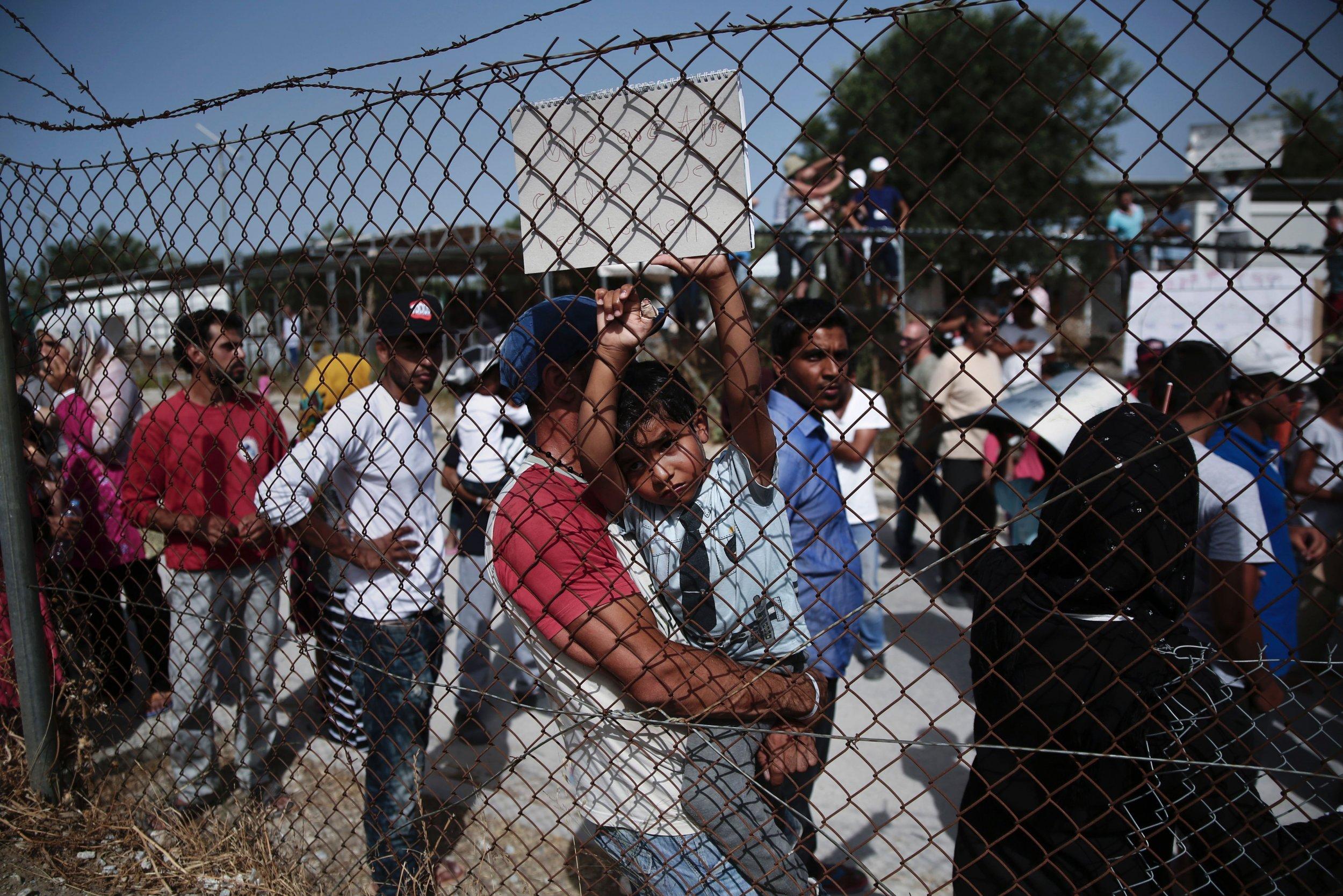 Refugees Syria