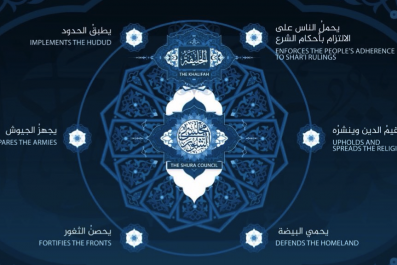 ISIS Video Structure Caliphate