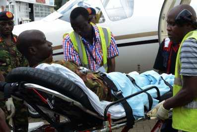 Kenyan soldier injured in Al-Shabab attack