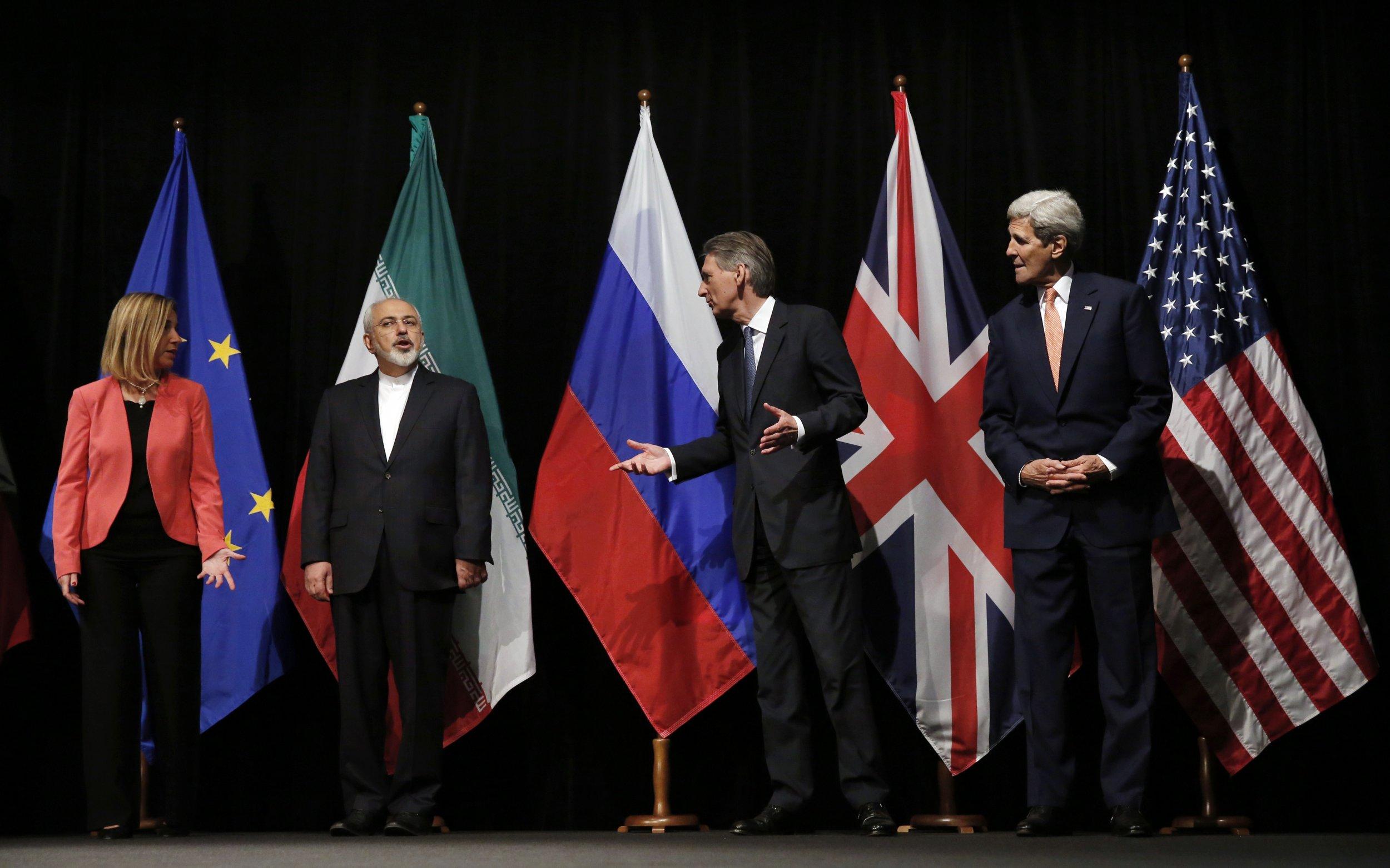 Iran nuclear deal agreement