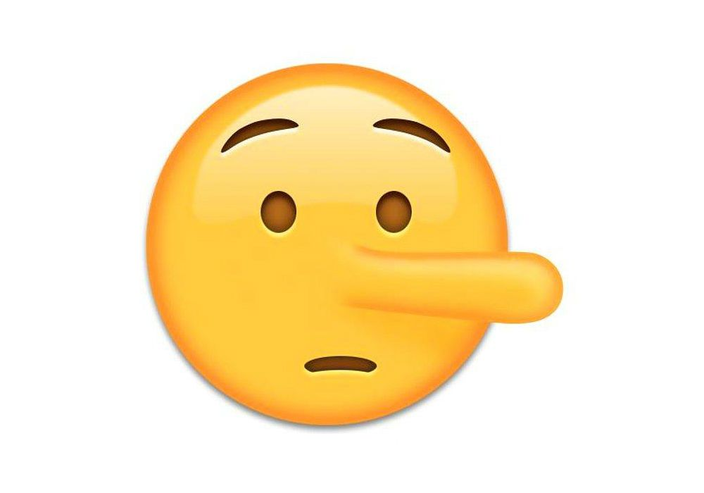 emoji algorithm lies emails