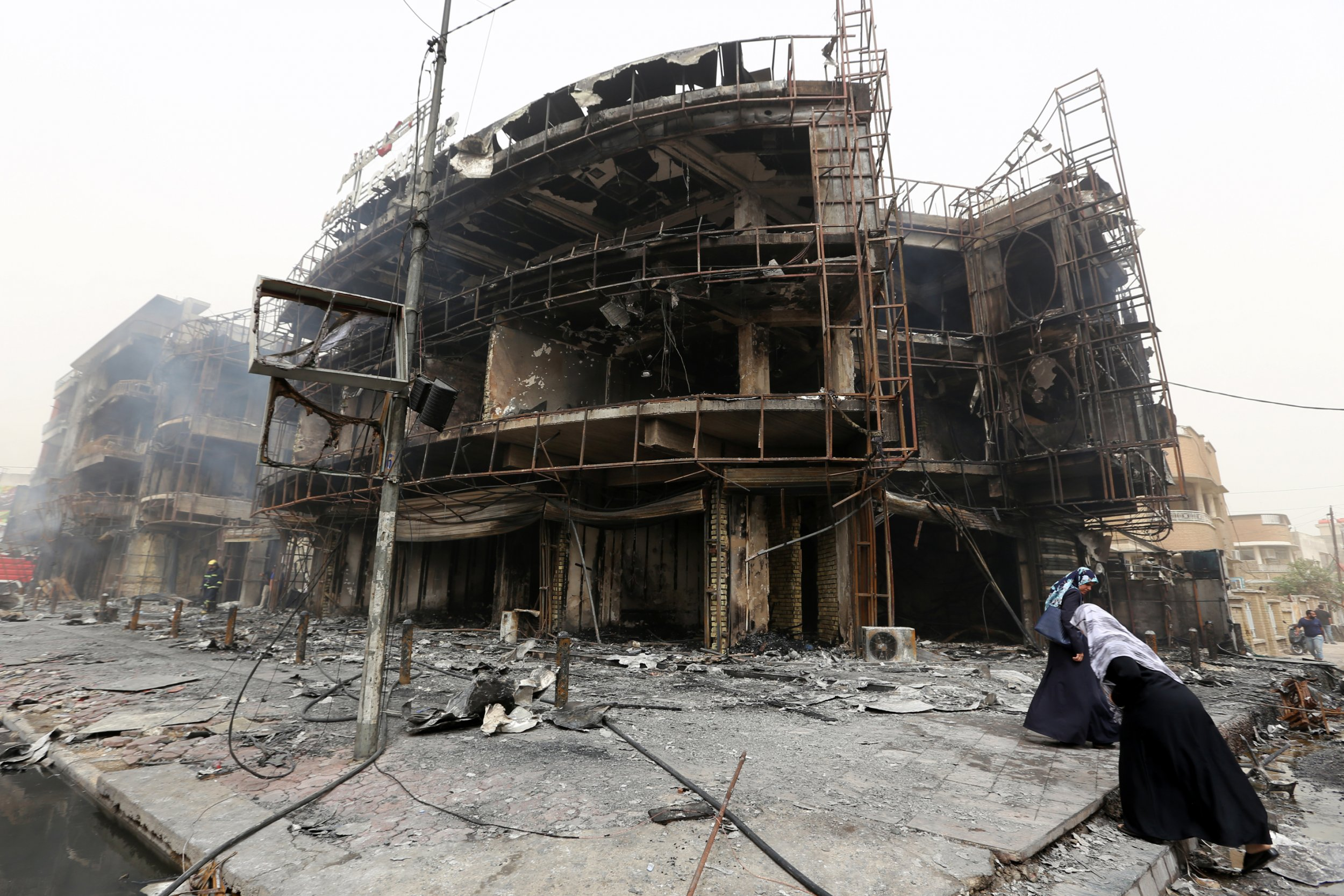 ISIS Attack on Baghdad, Iraq