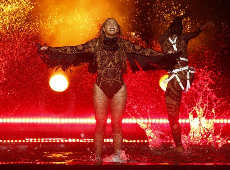 Beyonce at BET Awards