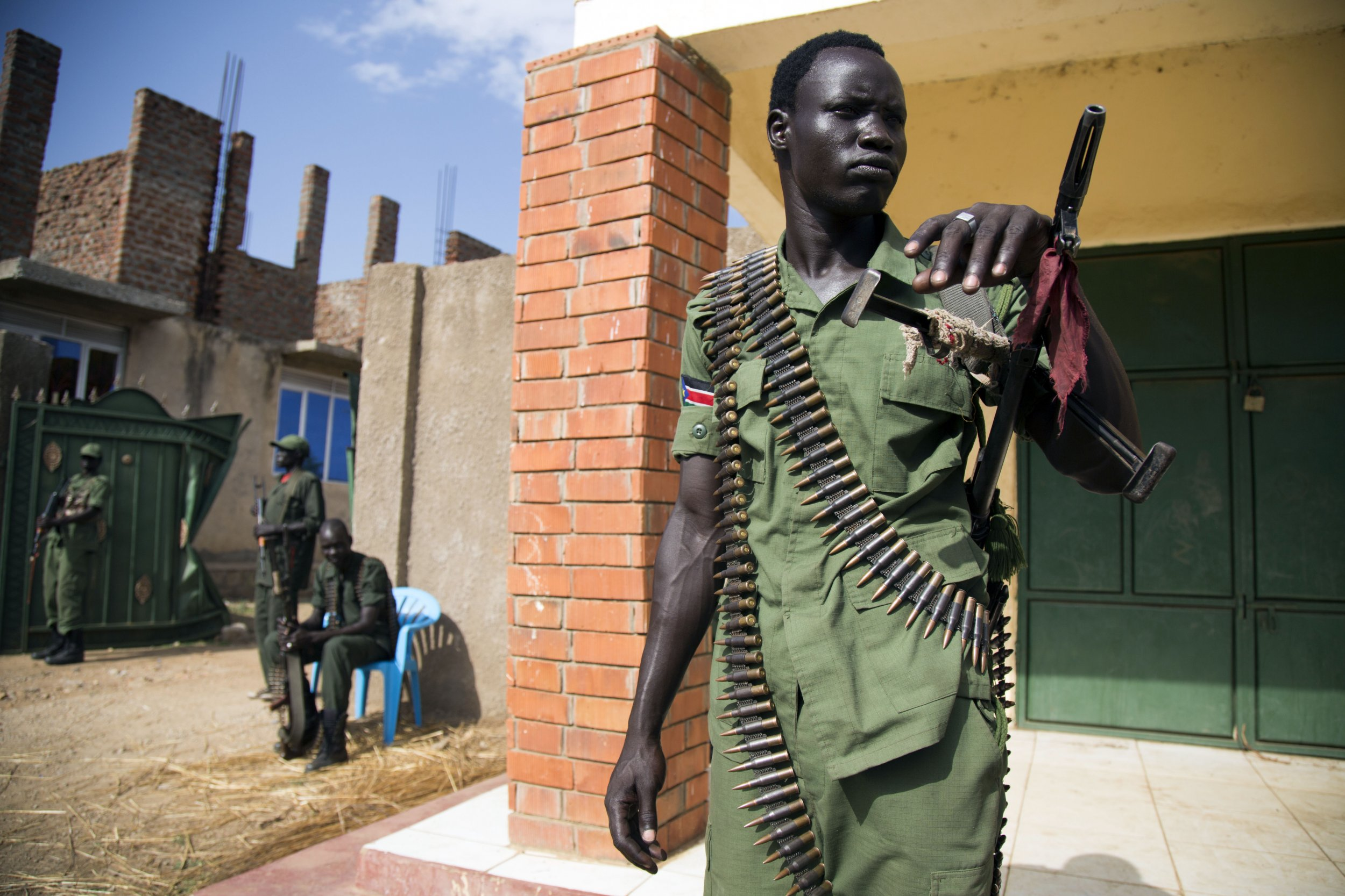 South Sudan Conflict Juba