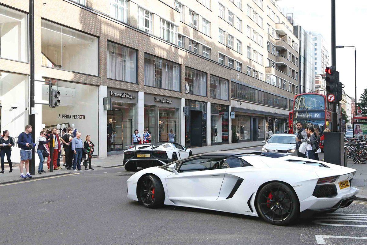 London Residents Fight Back Against Anti Social Supercar Drivers