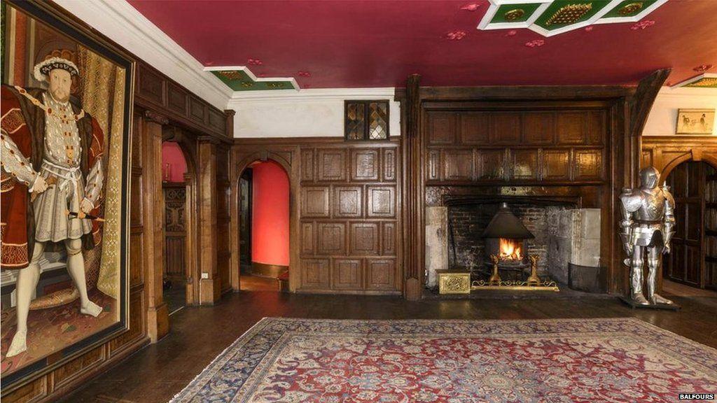 Catherine of Aragon Home