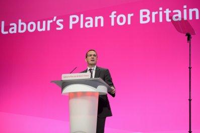 Owen Smith Labour Leadership