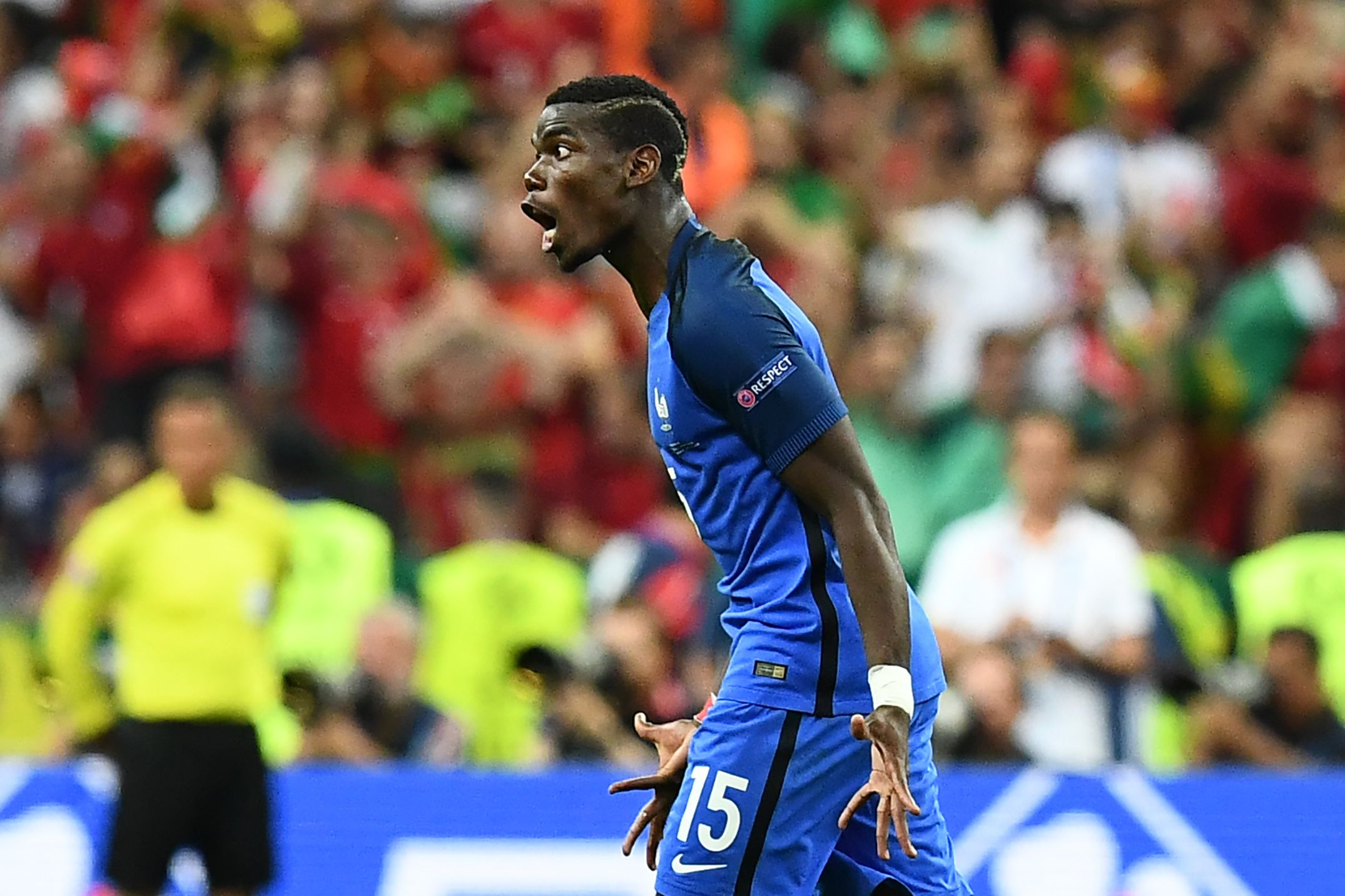 Manchester United transfer target Paul Pogba