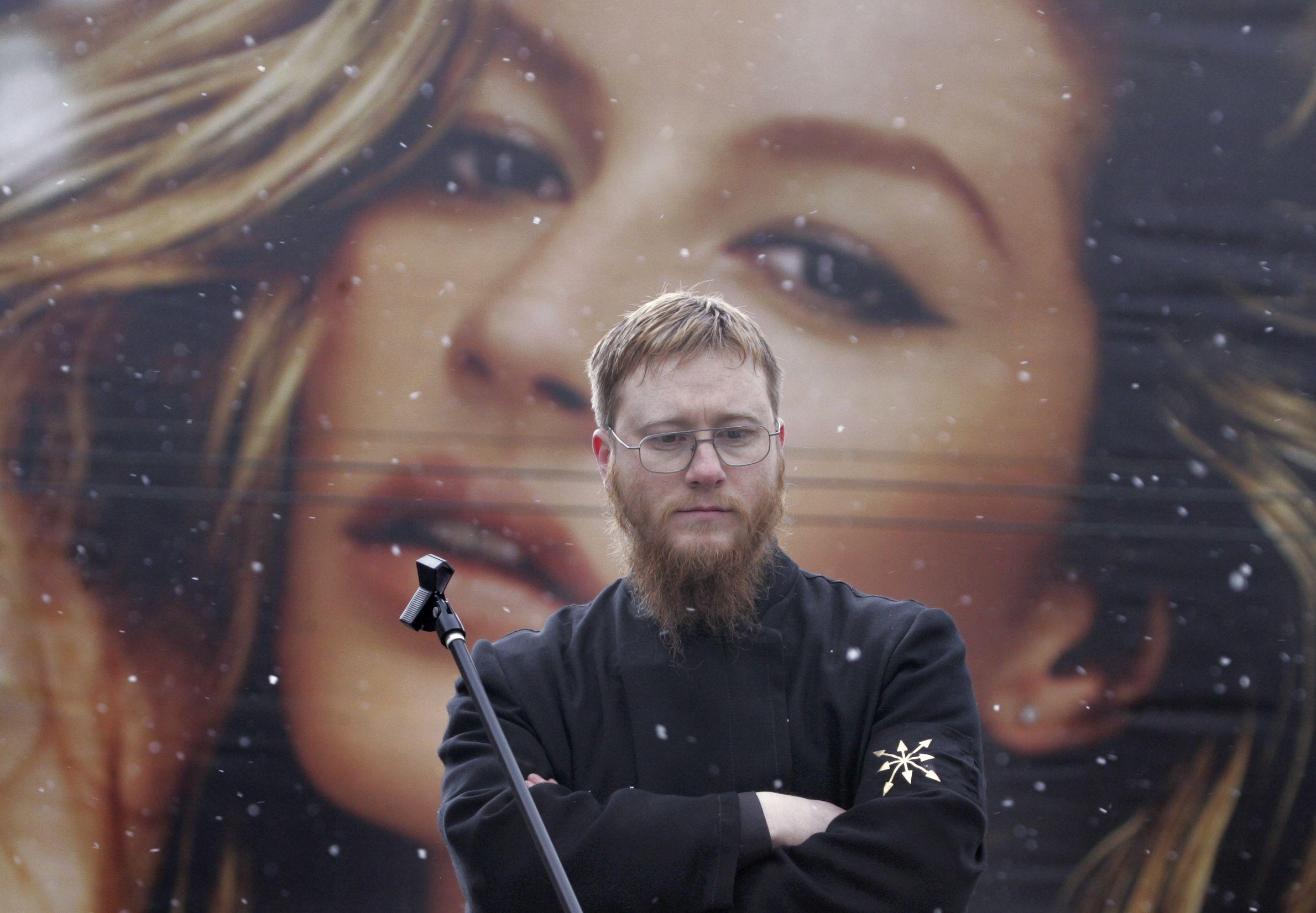 Gisele Bundchen ad in Russia