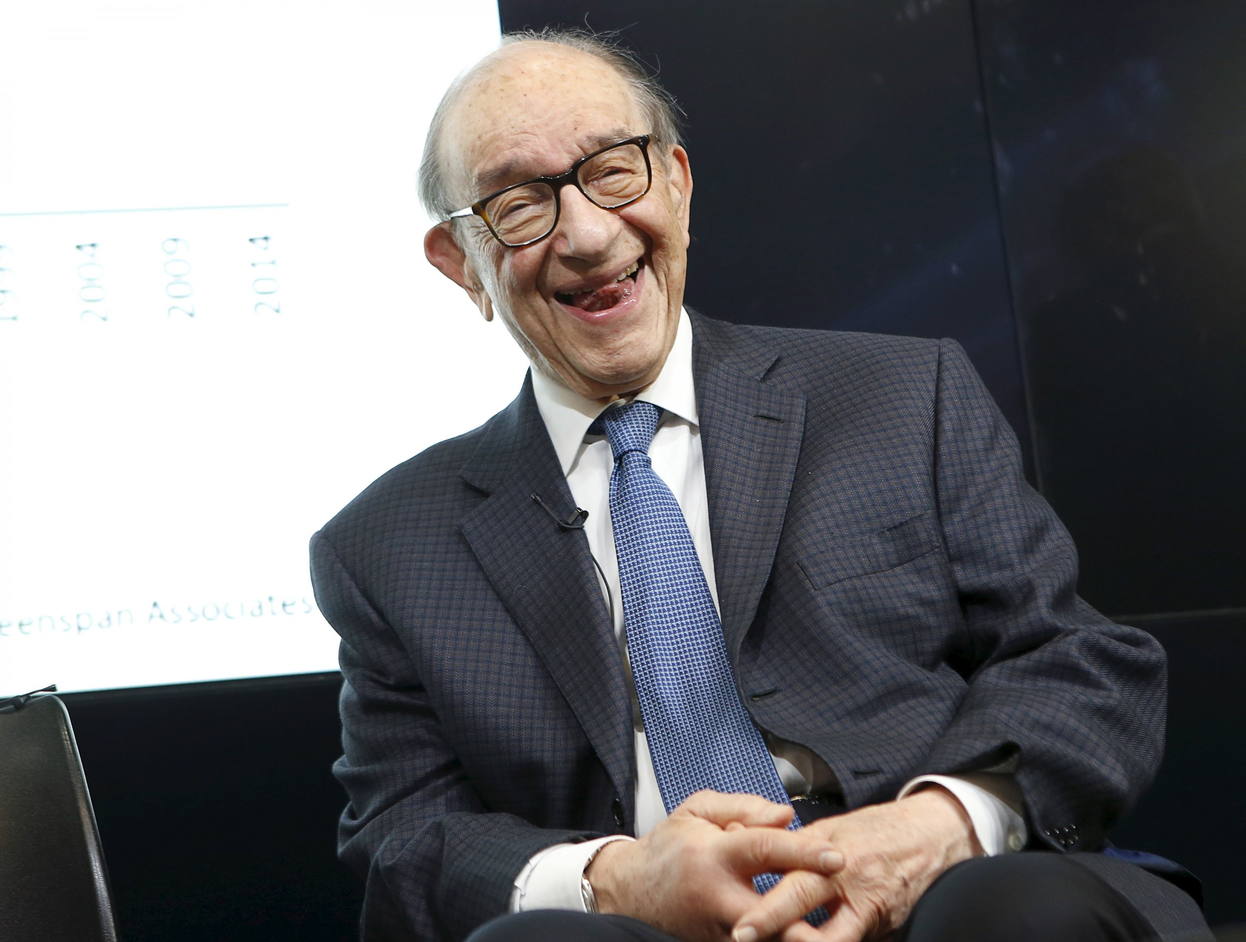 alan greenspan essay We have got a great essay template, discussing the life of alan greenspan feel free to use the following sample to write the best paper on your own.