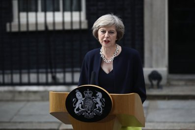 Theresa May's Downing Street Statement