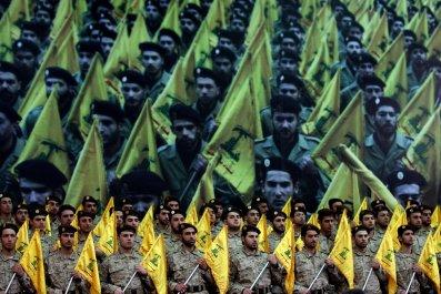 Lebanese militant group Hezbollah