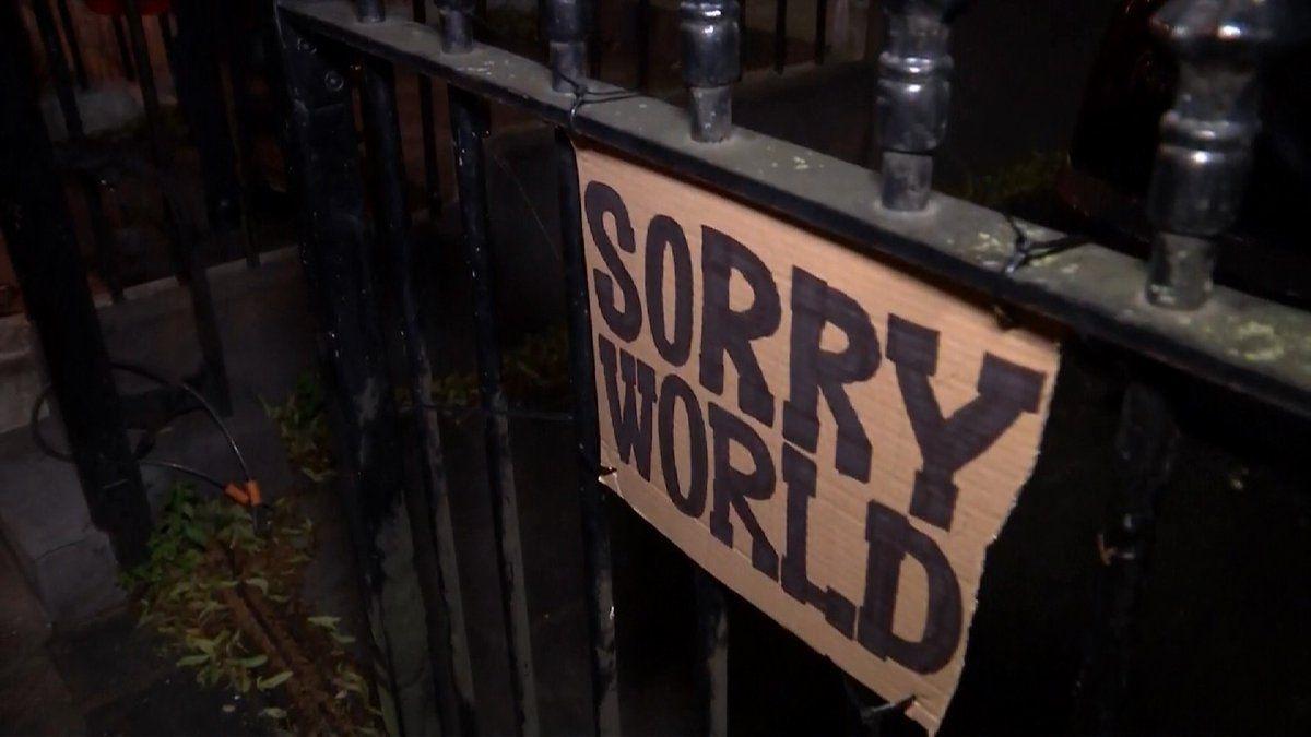 Sorry World