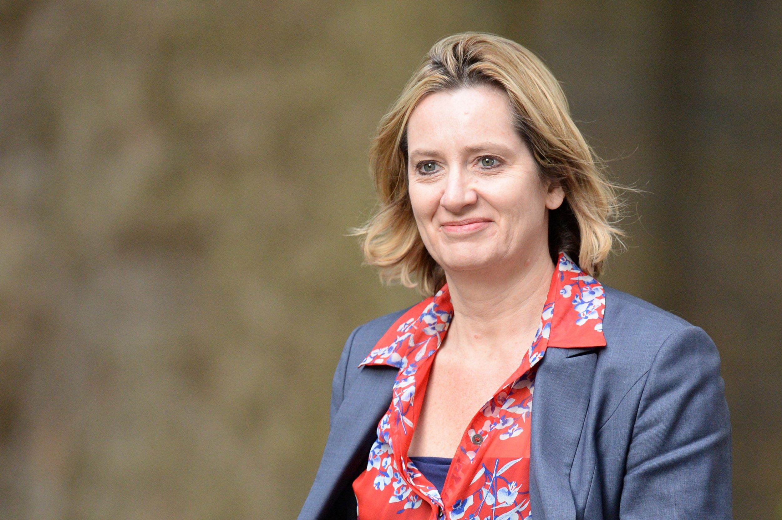 Amber Rudd Profile Who Is Britain S New Home Secretary