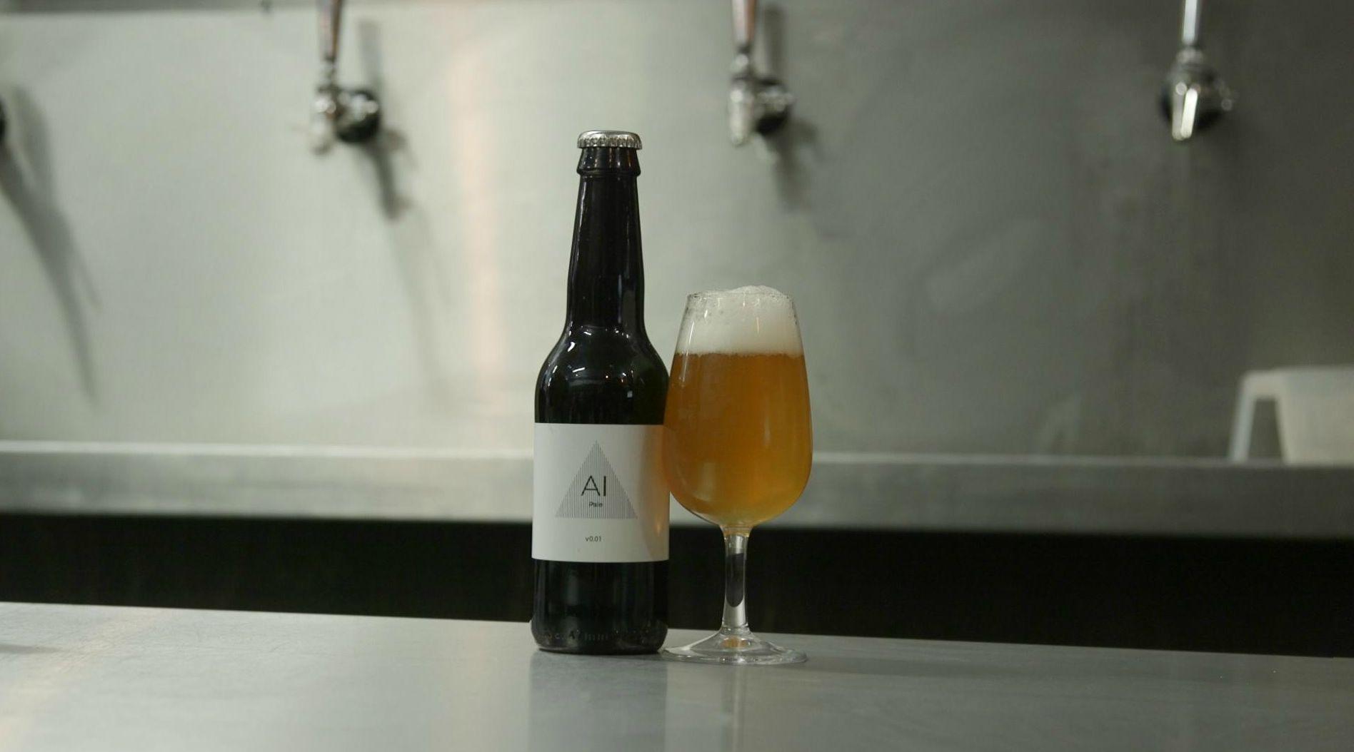 Artificial intelligence beer intelligentx