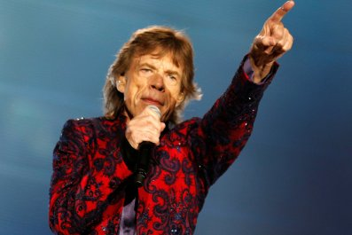 Mick Jagger's girlfriend is pregnant