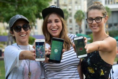 Pokemon Go Los Angeles