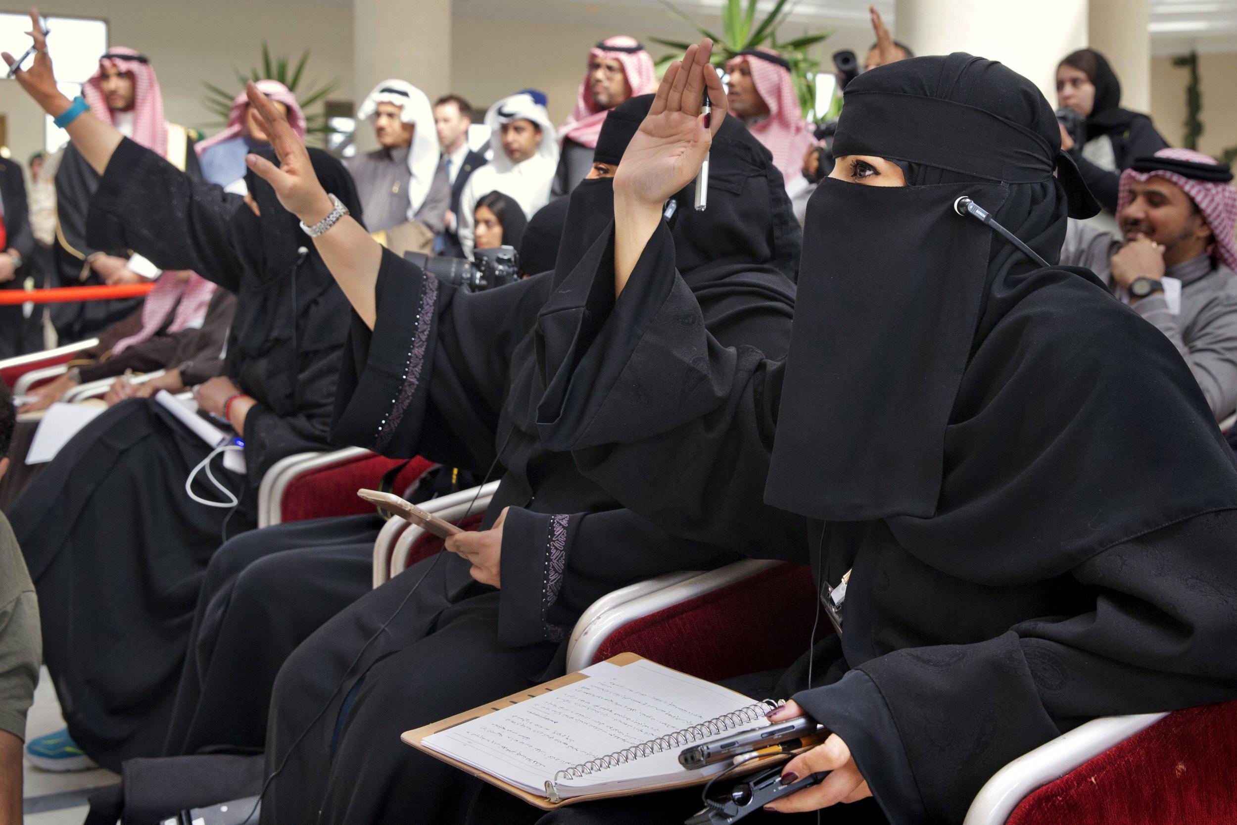 Women's rights in Saudi Arabia: a timeline