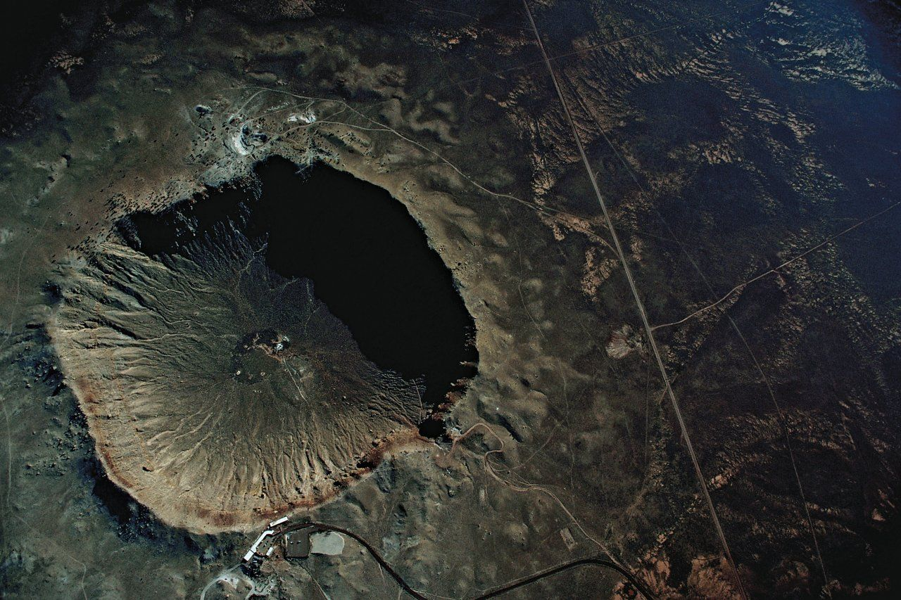 asteroid damage on earth - photo #13
