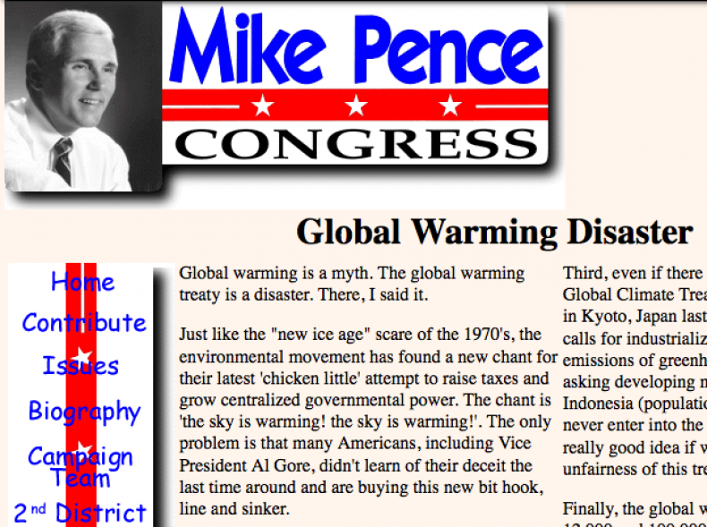 pence_global_warming