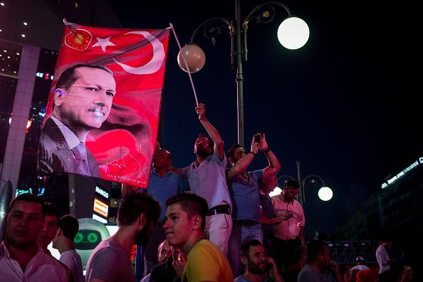 Erdogan In Control After Failed Turkish Coup