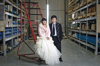 Marriage in China