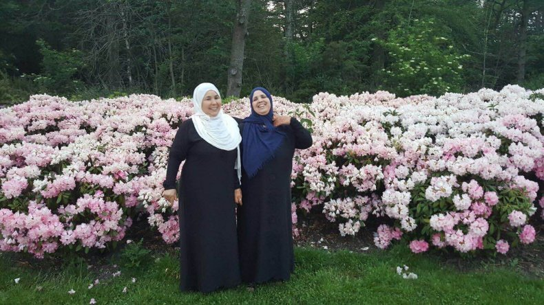 Fatima Charrihi and Aicha Aissaoui