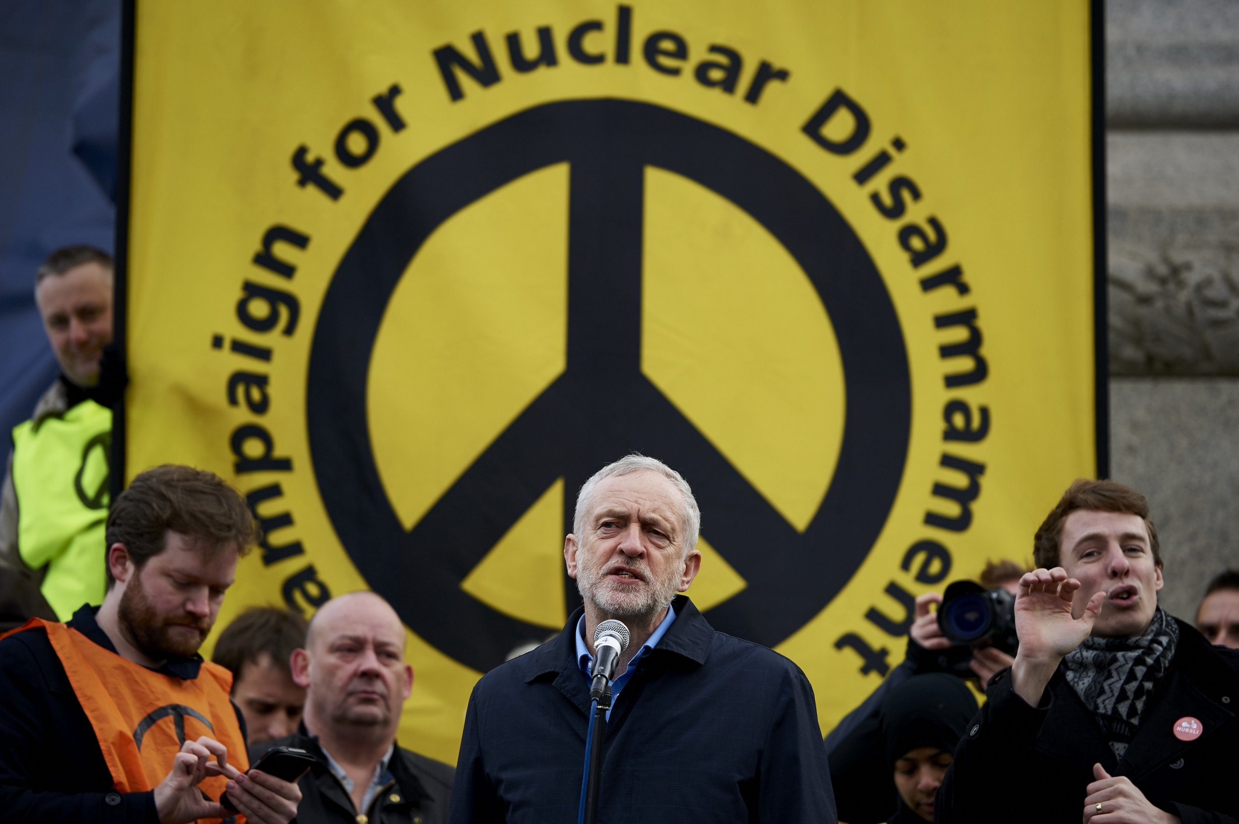 Jeremy Corbyn nuclear disarmament