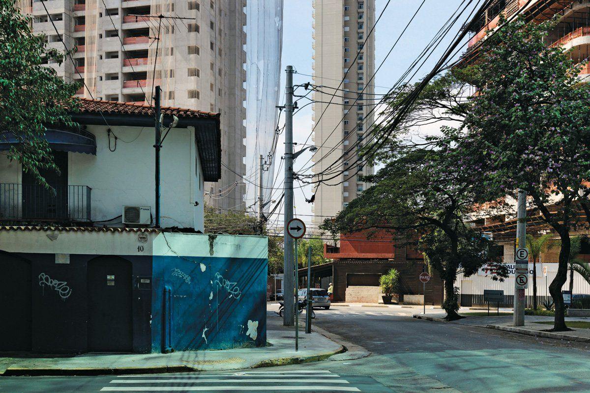 Brazil, Sao Paulo, August 27, 2011.