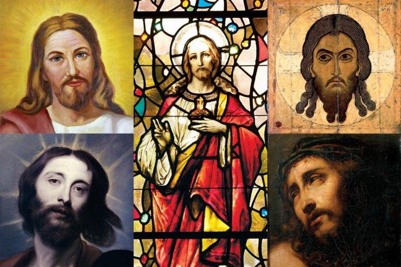 Depictions of Jesus