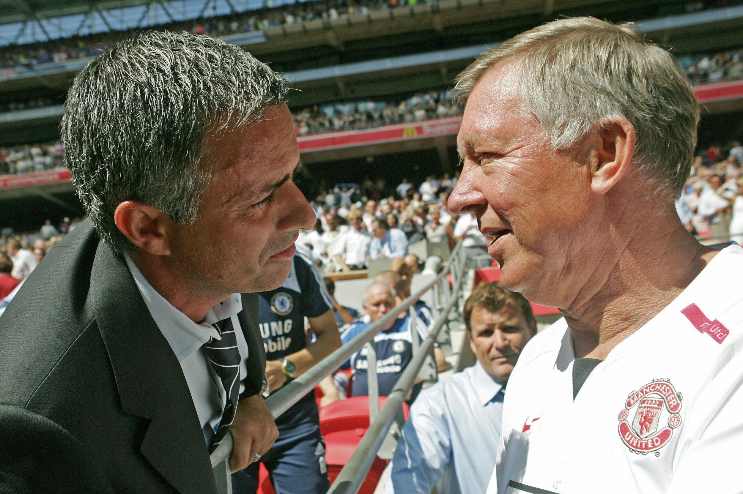 Manchester United: Jose Mourinho Compared To Club Icon