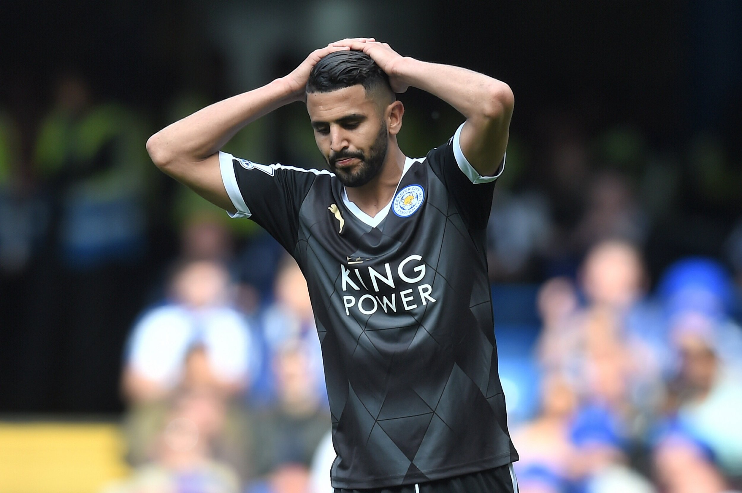 Leicester City Will Foxes Let Riyad Mahrez Leave for £45 Million