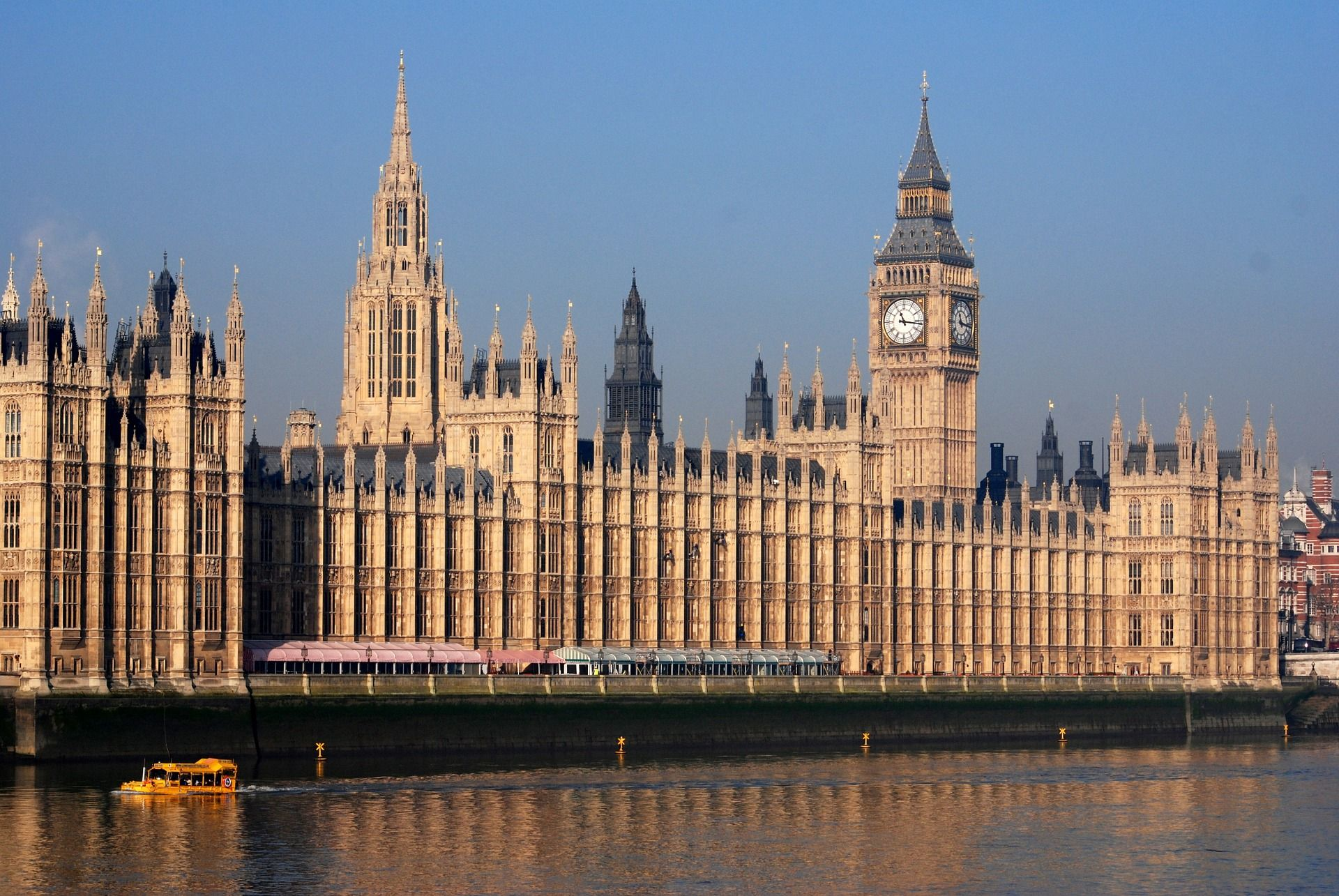Britain's Parliament Hit By Cyber Attack, A Month After ...
