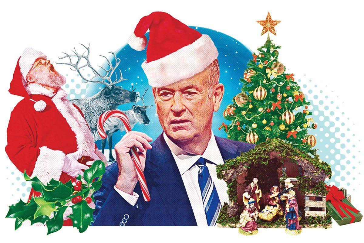 Christmas Is Over.The War On Christmas Is Over
