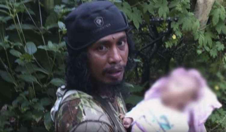 Santoso, leader of Indonesia's Eastern Indonesia Mujahideen
