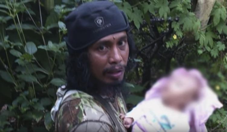 Santoso, leader of Indonesia's Eastern Indonesia Mujahideen