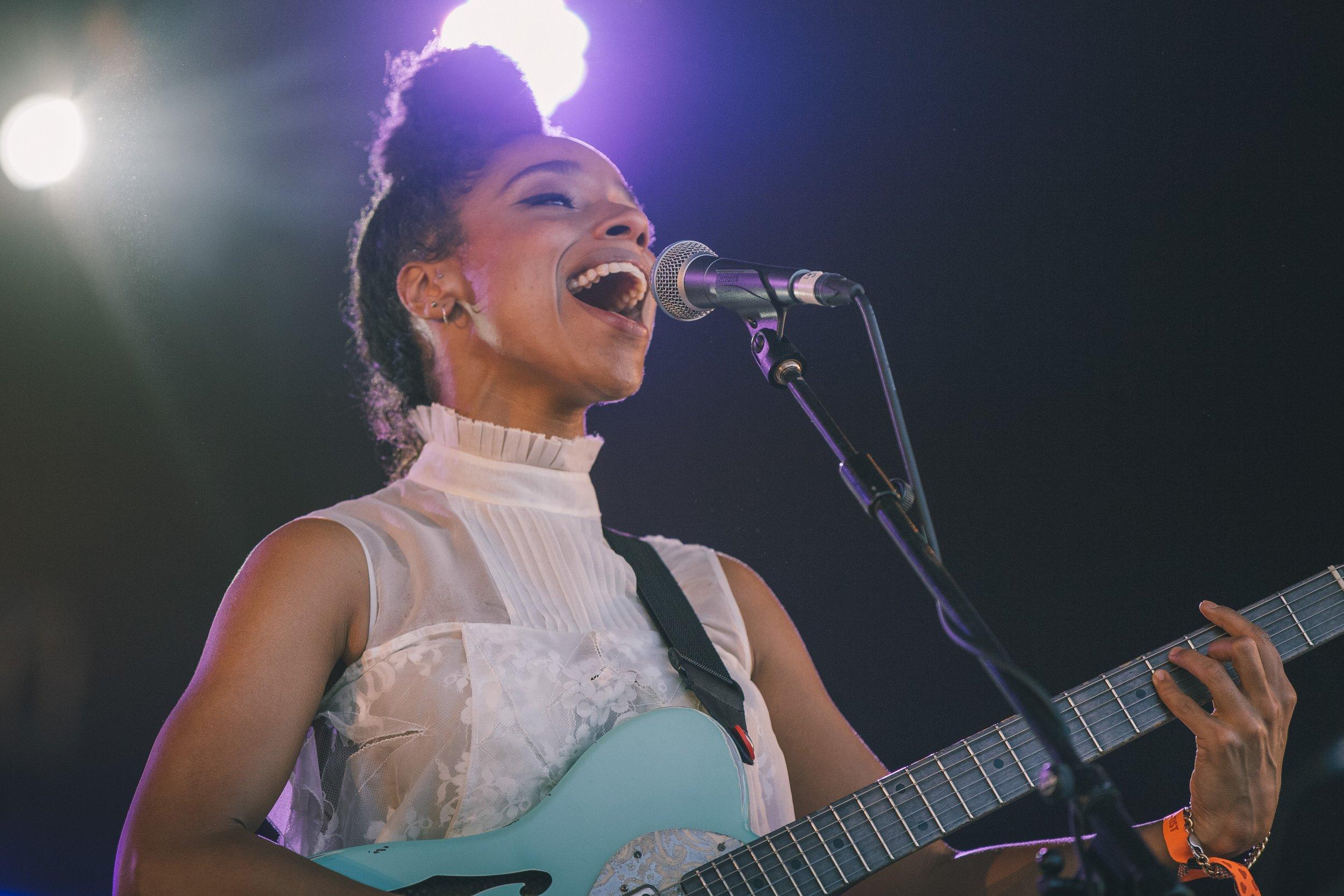 Lianne La Havas at Citadel festival 2016