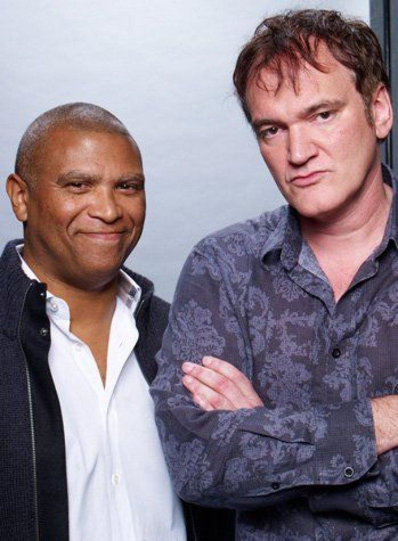 Quentin Tarantino and Reginald Hudlin