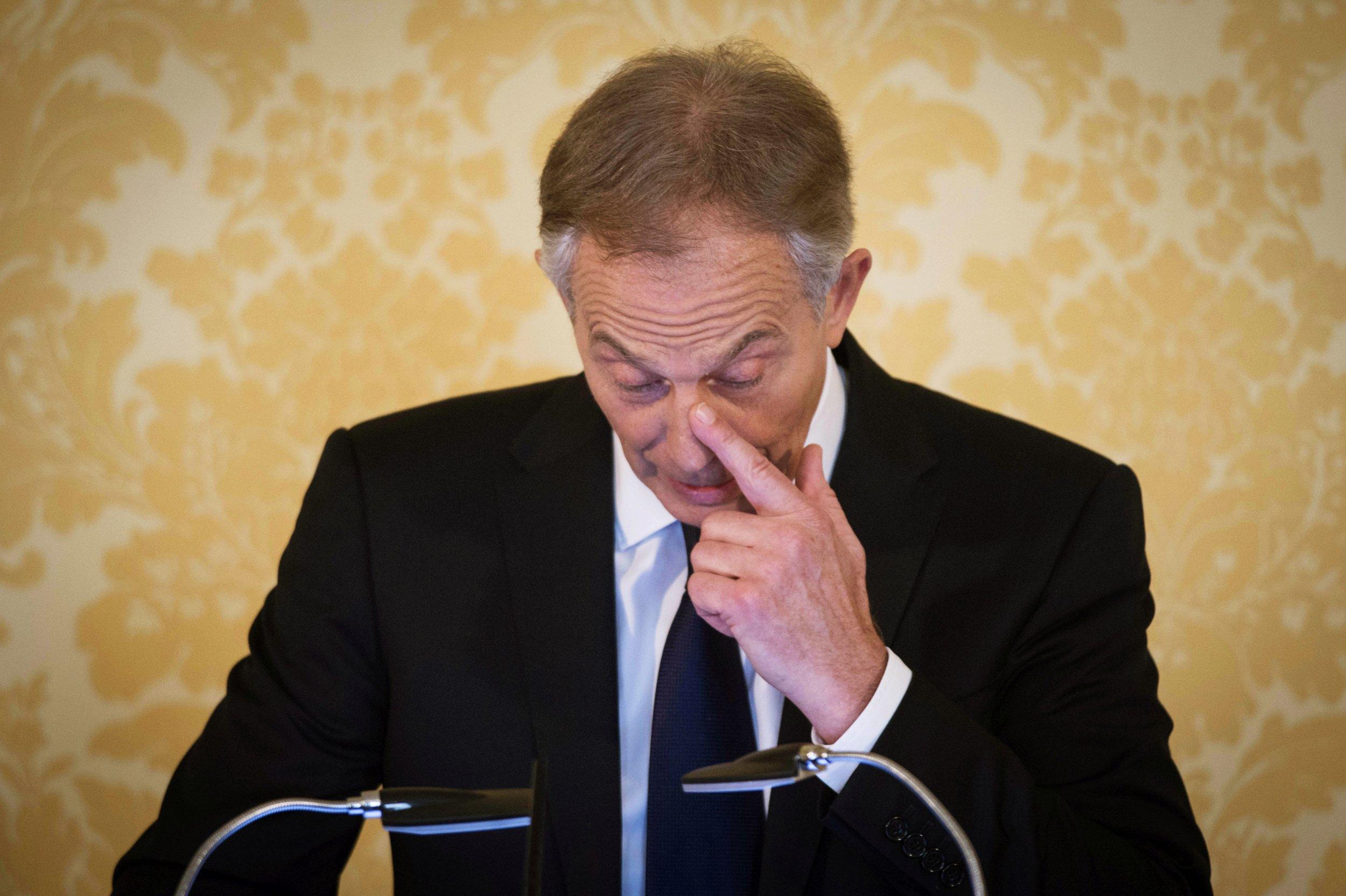 Tony Blair Chilcot