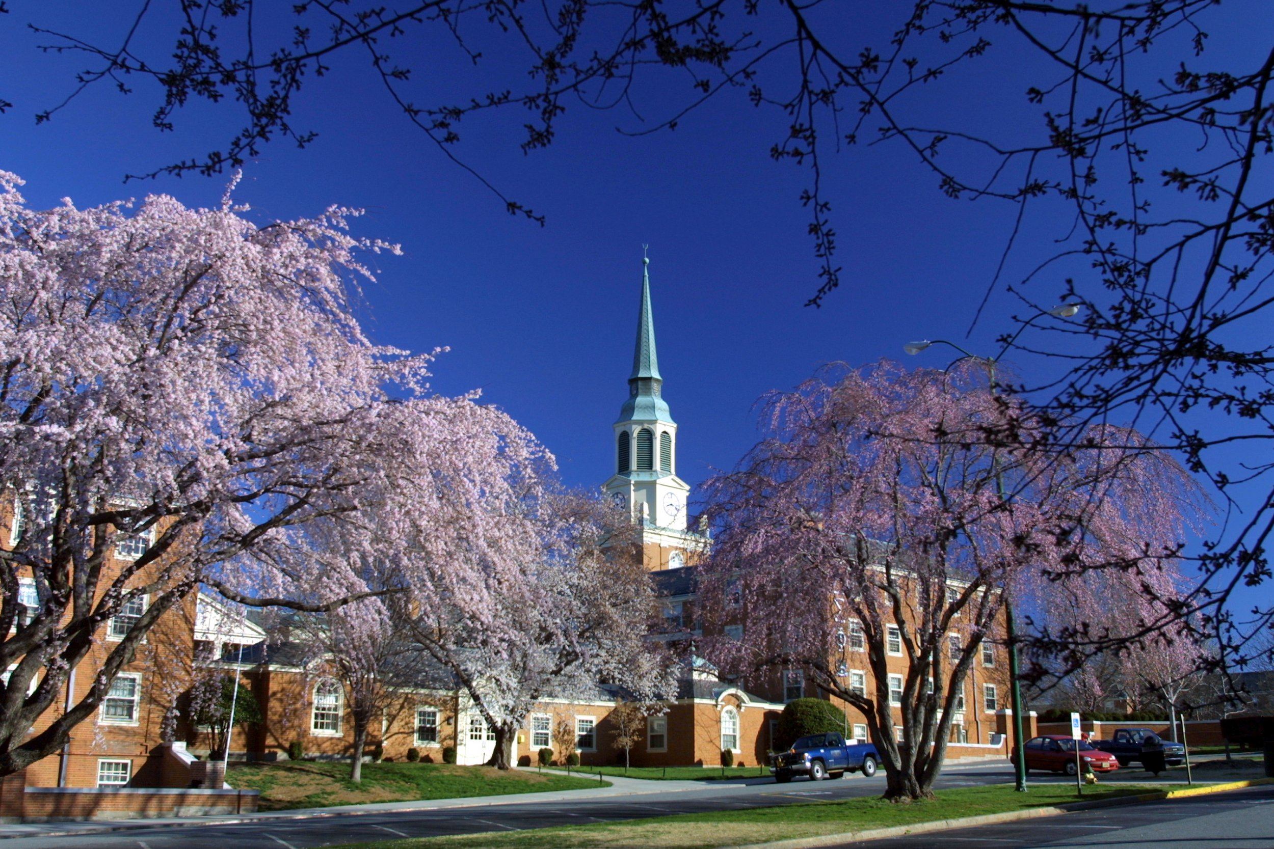 Wake Forest University in the Triad