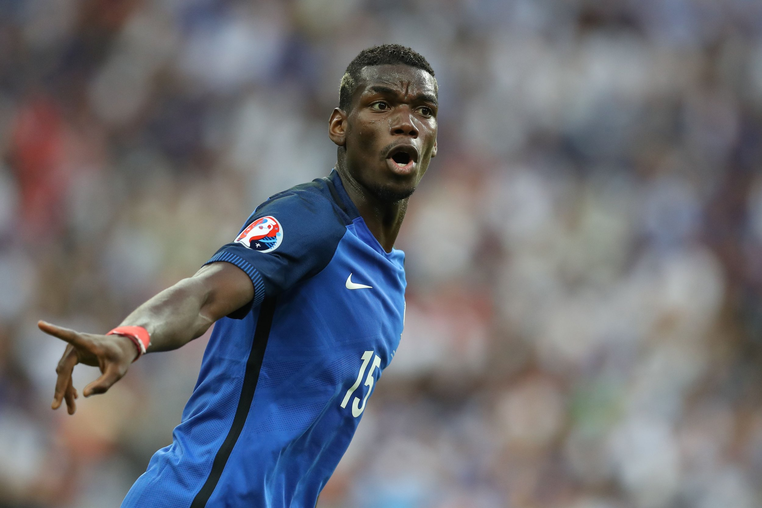 Juventus and France midfielder Paul Pogba
