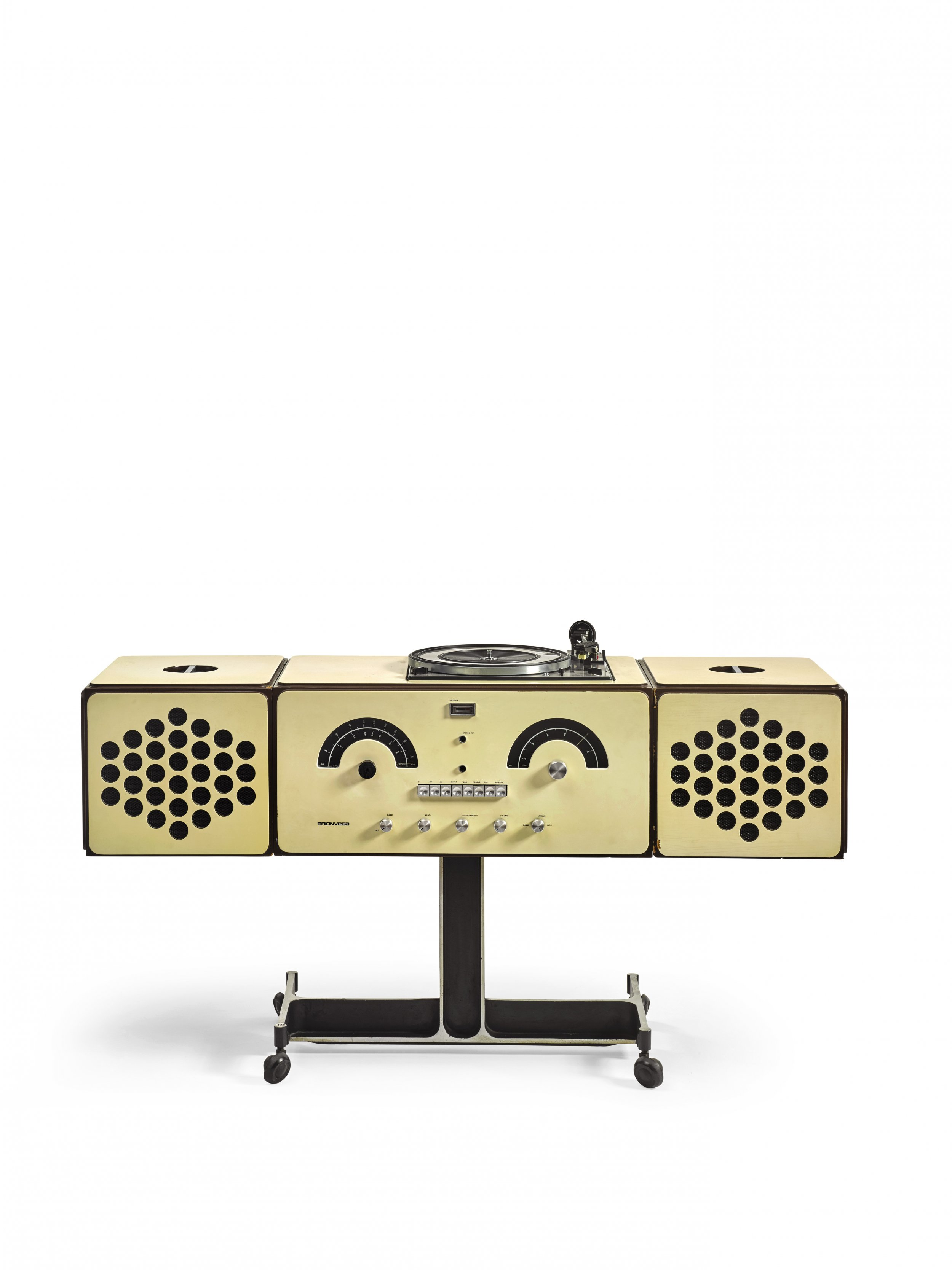 David Bowie's personal record player