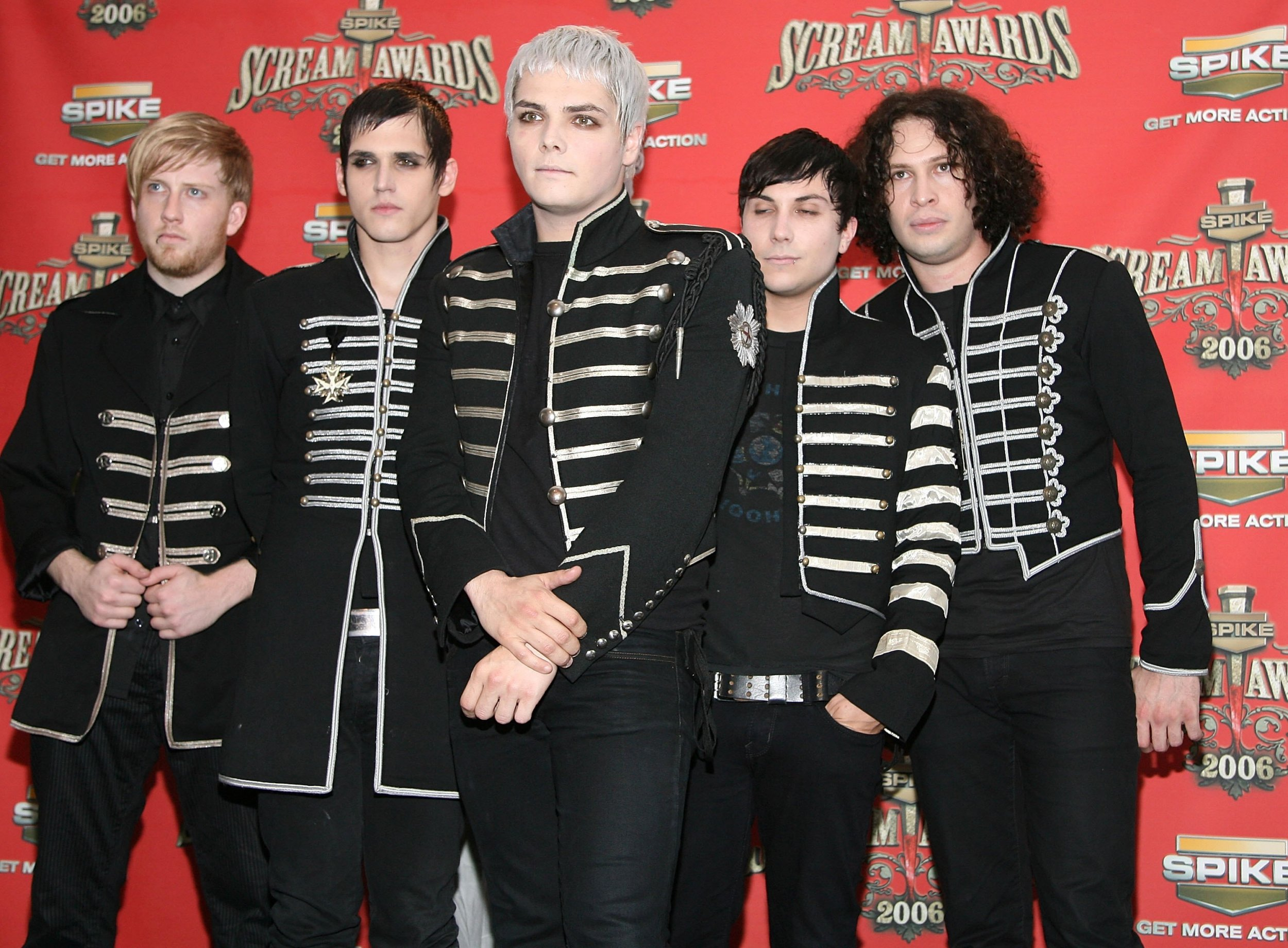 My Chemical Romance reunion