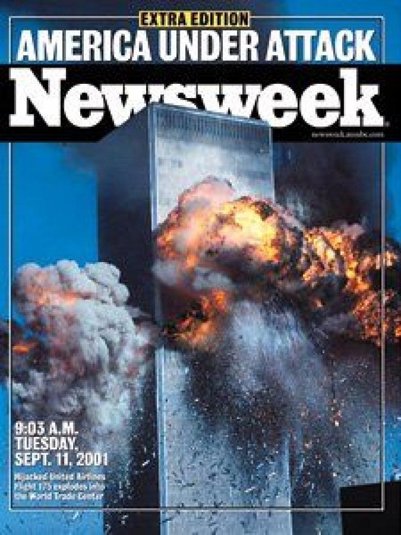 Newsweek Cover 9/11