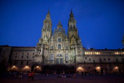 Santiago de Compostela Cathedral BDS