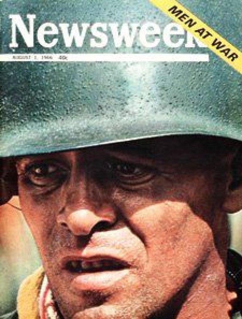 Newsweek War Cover