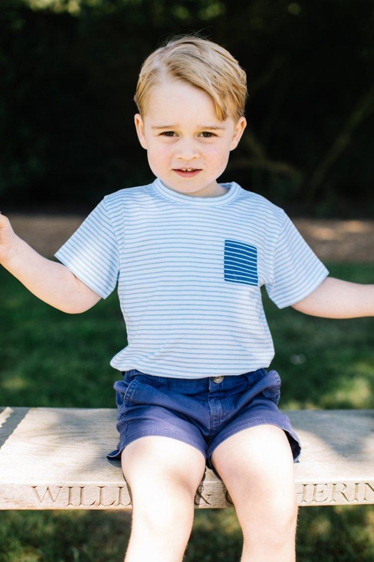 Prince George July 22