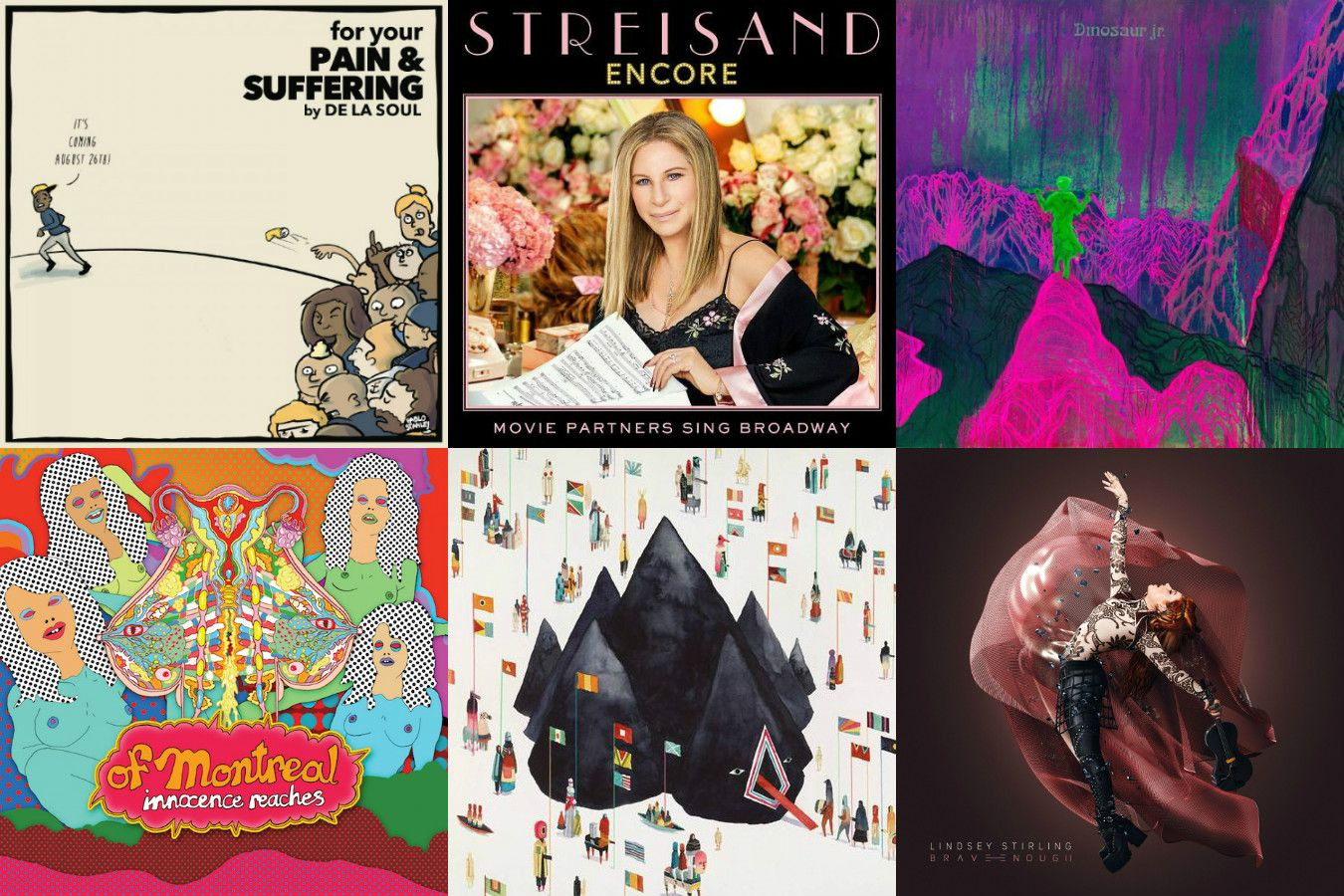 August Albums