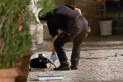 Germany Syrian Refugee Bomb
